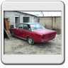 Ford Taunus P5 vor der Restauration