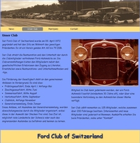 Ford Club of Switzerland